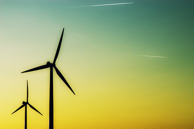Should I invest in the energy sector? - Wind Turbine