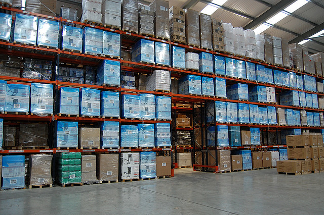 Three Ways to Meet Increased Consumer Demand - Warehouse Storage