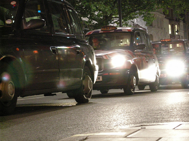 Entrepreneurial Advice: How to Set Up A Taxi Firm - London Black Taxi Cab