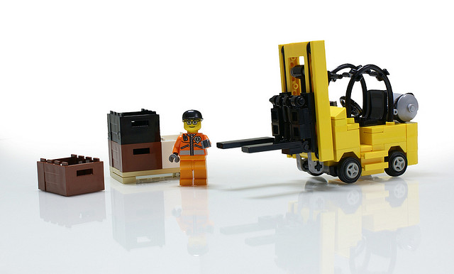 Does Your Business Conform To The Requisite Safety Standards? Understanding LOLER - Lego Forklift Truck