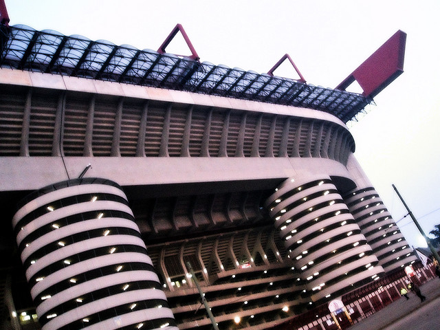 The Big Money Behind Champions League Football - San Siro stadium in Milan