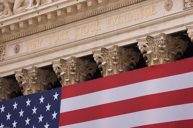 Why Hasn't The EU Terror Threat Hit Financial Markets Harder? New York Stock Exchange