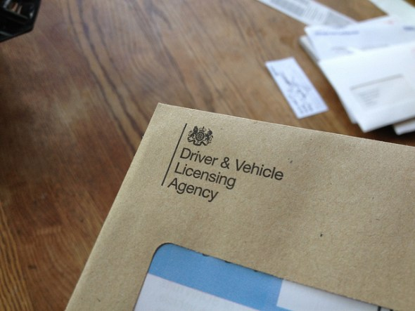 How To Buy A Second-Hand Car And Get A Good Deal - DVLA letter
