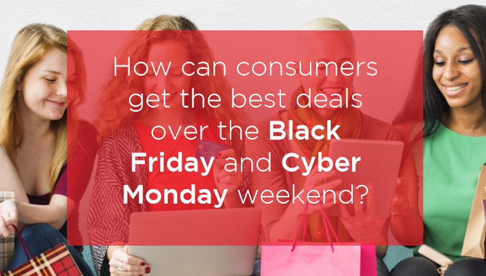 How to Get the Best Black Friday & Cyber Monday Deals - Free E-Book - image From My Voucher Code