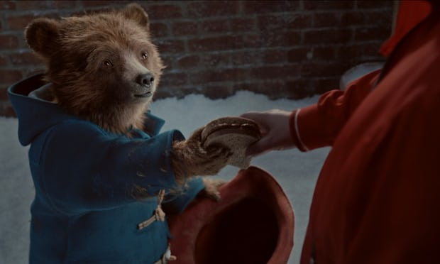 28% of Brits Complete Christmas Shopping 'Before Ads Are Aired' - M&S Christmas Shopping Paddington Bear Advert
