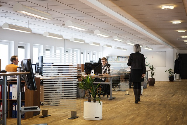 Making An Office Which Works For Your Workers