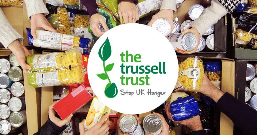 Help For Those Struggling Over The Christmas Period - Image From The Trussell Trust