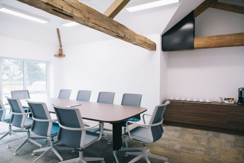 How To Create The Perfect Office On A Budget - Image Via BlueSpaceLtd.co.uk