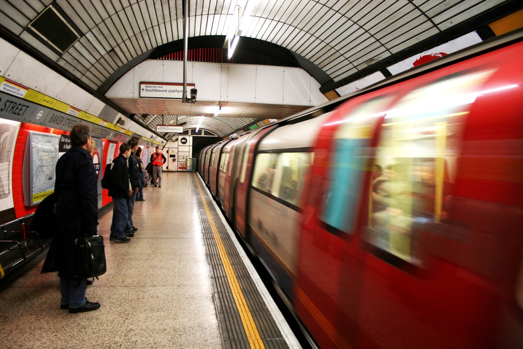 How Much Do You Need To Save To Buy A Property In London? - London Underground
