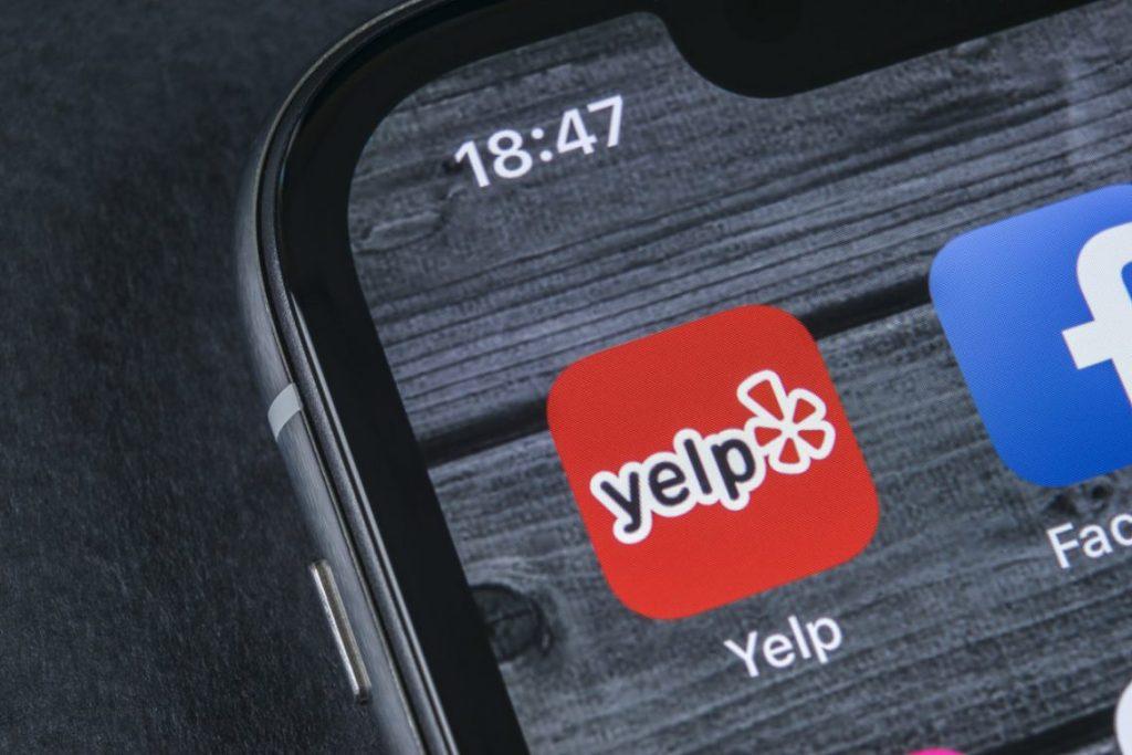 Yelp App