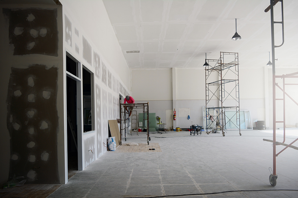 Office Building Site