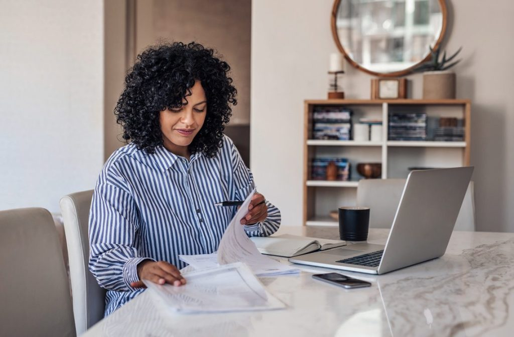 Self Employed Women Working From Home