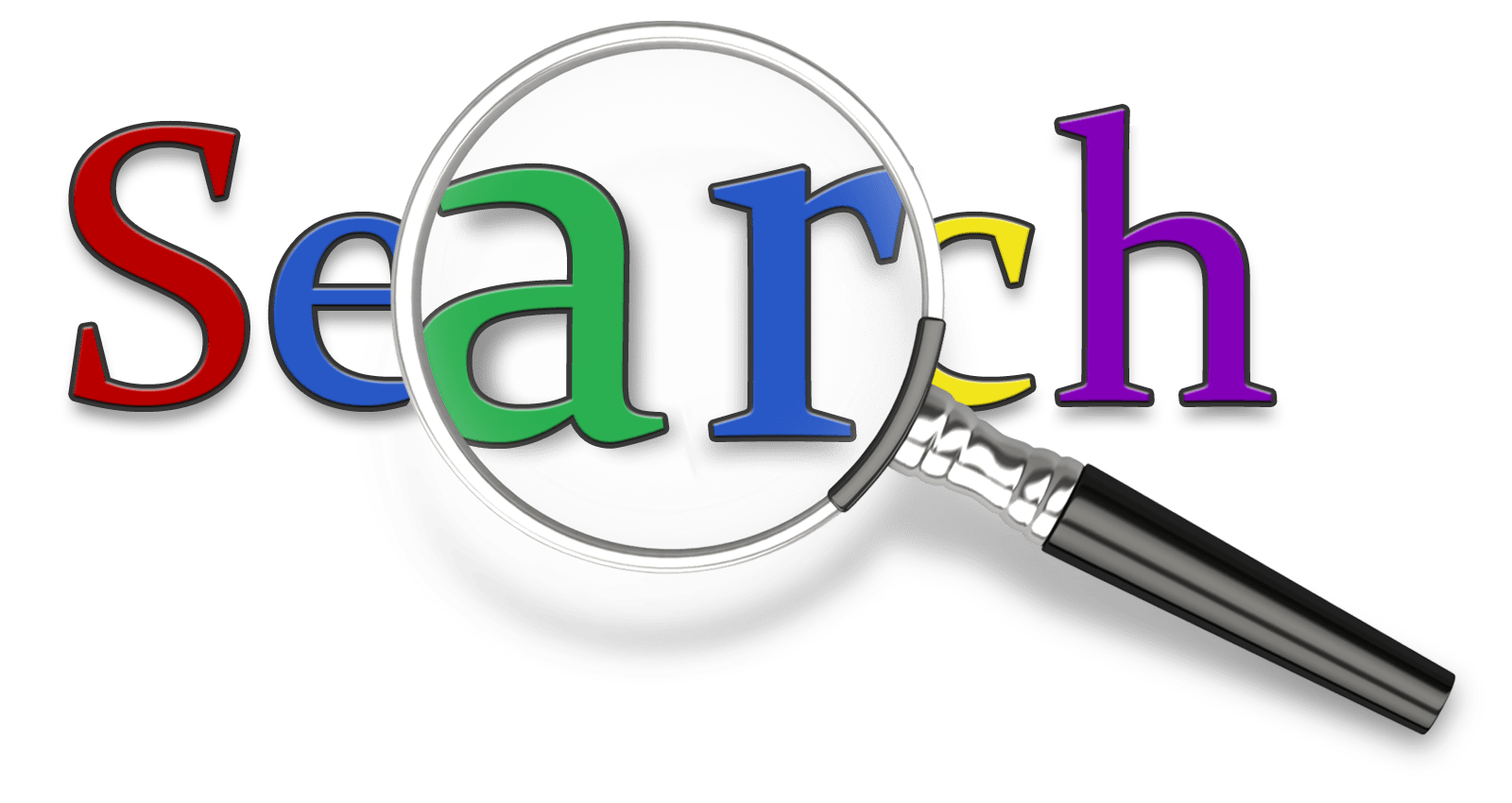 Using search engines to find what you are looking for