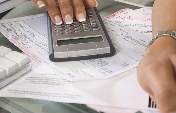 budgeting money