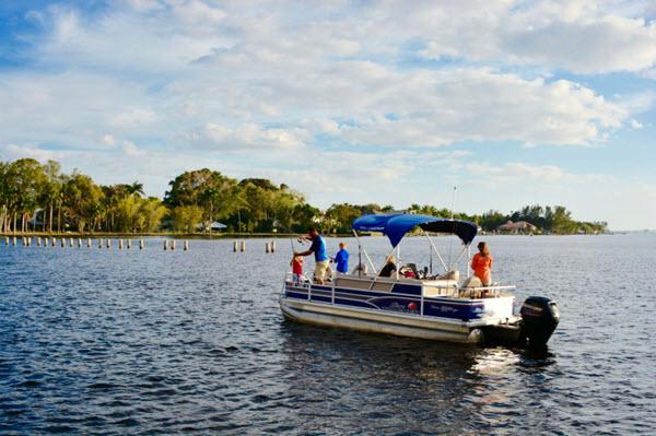 florida fishing charter boat
