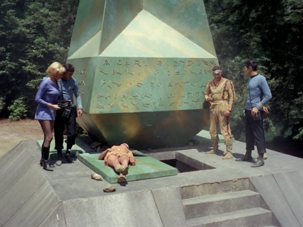 lessons from star trek the paradise syndrome episode