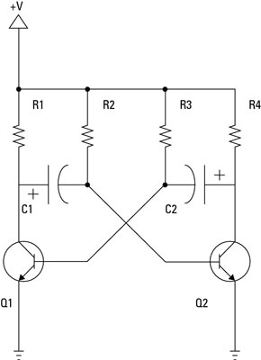 Electronics Components Oscillator Circuits