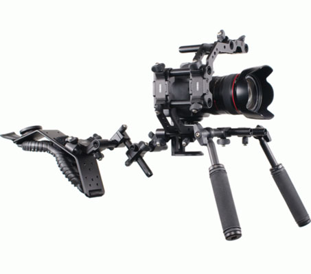 DSLR Filmmaking Devices That Hold a Camera Steady - dummies