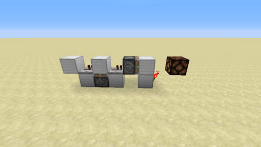 Keep The Power On With 3 T Flip Flop Designs In Minecraft Redstone Dummies