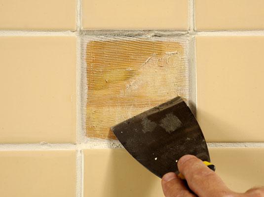 how to fix loose ceramic floor tiles