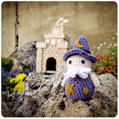 crochet wizard