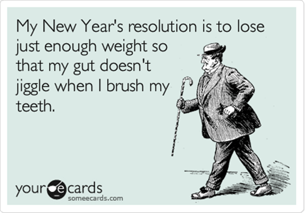 Image result for funny new year resolutions