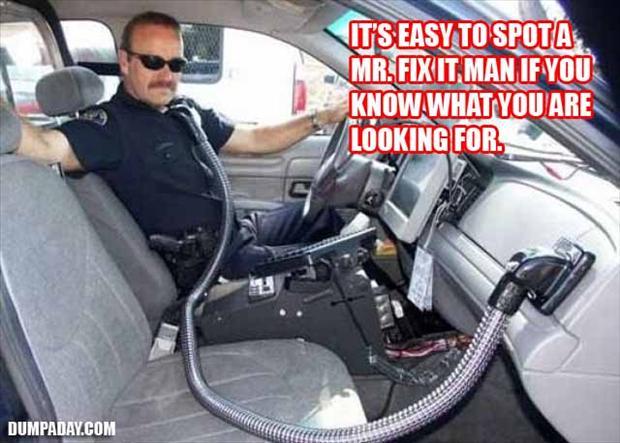 1 funny cops, fixed it