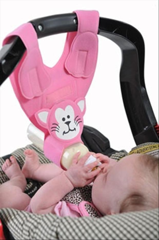 the baby bottle holder, craft ideas