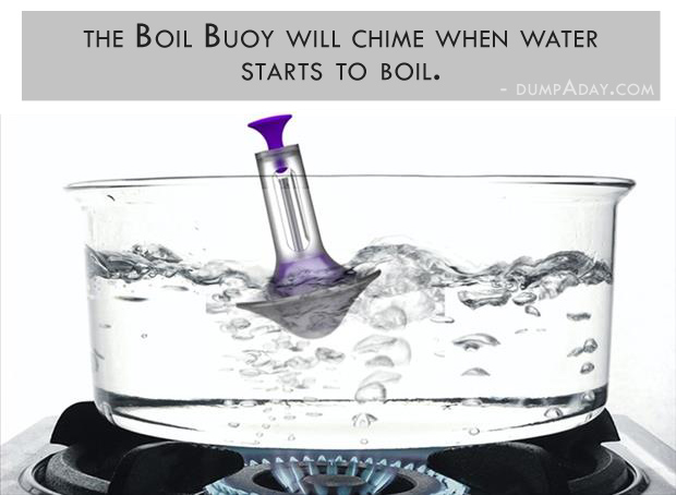 Genius Ideas- Bouy Boil