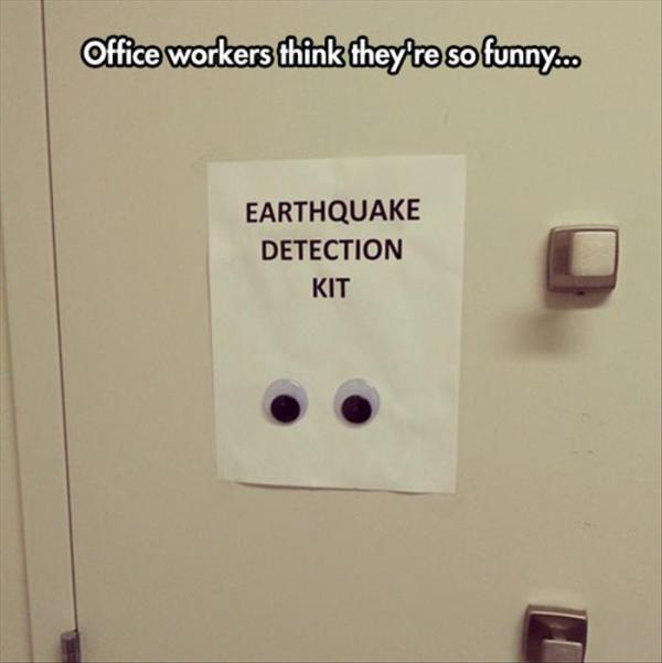 y funny office workers