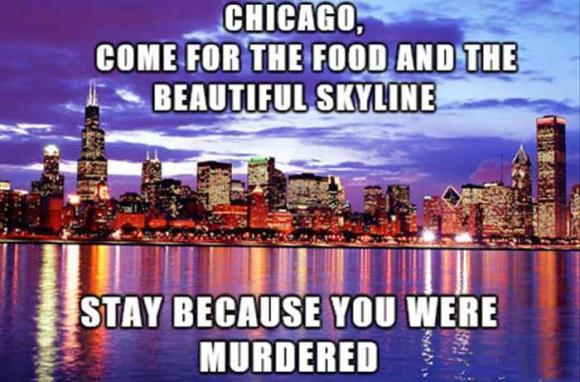 going to chicago