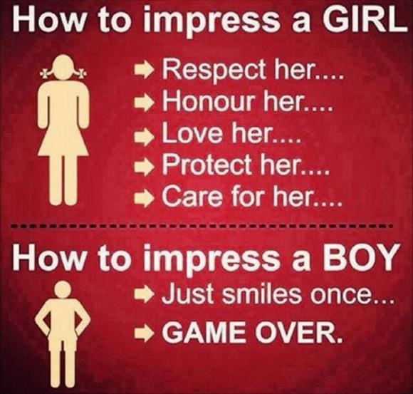 how to respect a woman