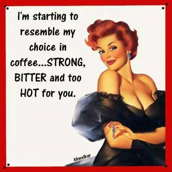 my choice in coffee