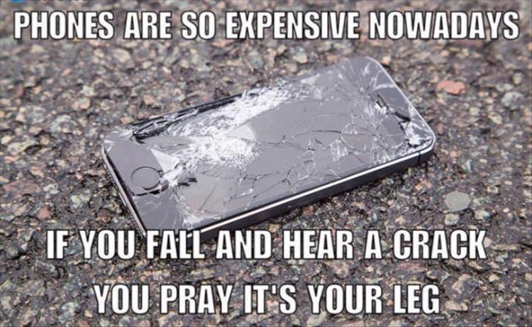 Image result for smartphone expensive funny