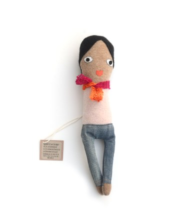 lappenpop duurzaam speelgoed