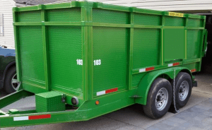 Rent a Dumpster in Grand Blanc
