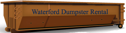 Waterford Dumpster Rental