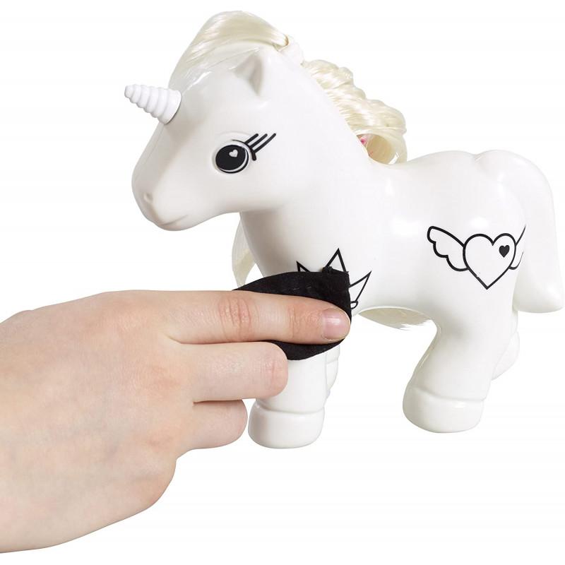 crayola colour n style unicorn craft kit  washable