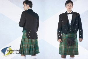 8 yard heavy weight kilt