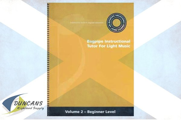 Bagpipe Instruction - volume 2