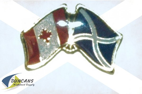 canada st andrews pin
