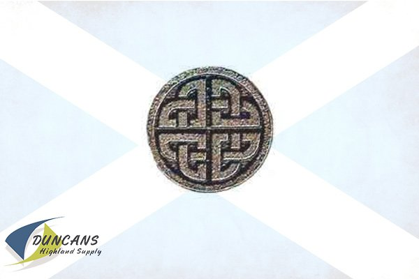 Celtic Knot Lapel Pin