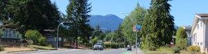 webpage header photo showing Mt. Prevost