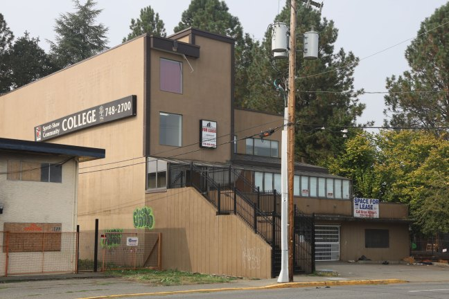 5878 York Road, North Cowichan, BC in September 2020 (photo: Duncan Taxpayers)