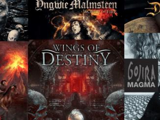 Album metal consiglio 2016 parte 2