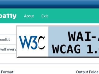 Koa11y migliorare accessibilità alla pagina web