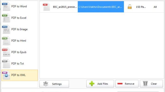 All pdf converter guida