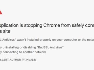 Chrome 63 ti informerà dellattacco man in the middle
