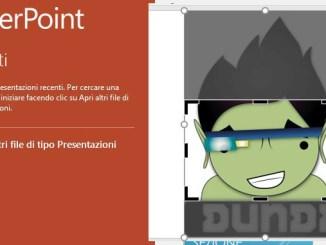 Come ritagliare un immagine in powerpoint in 60 secondi