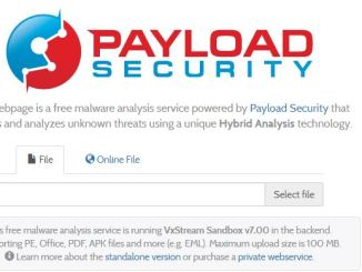 Payload security analizza i file online in ambienti virtuali